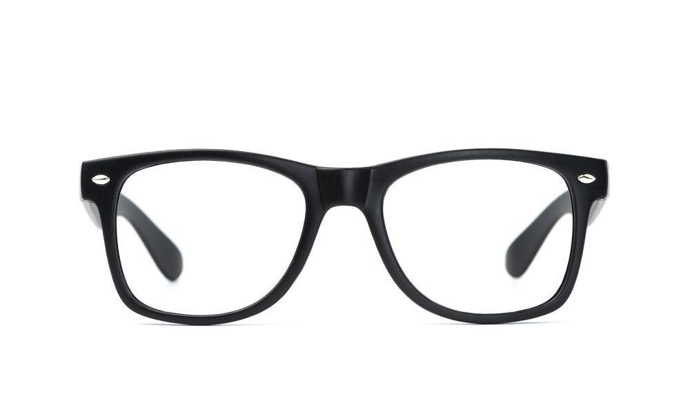 lunettes my blue pop noir mat - My Blue Protect