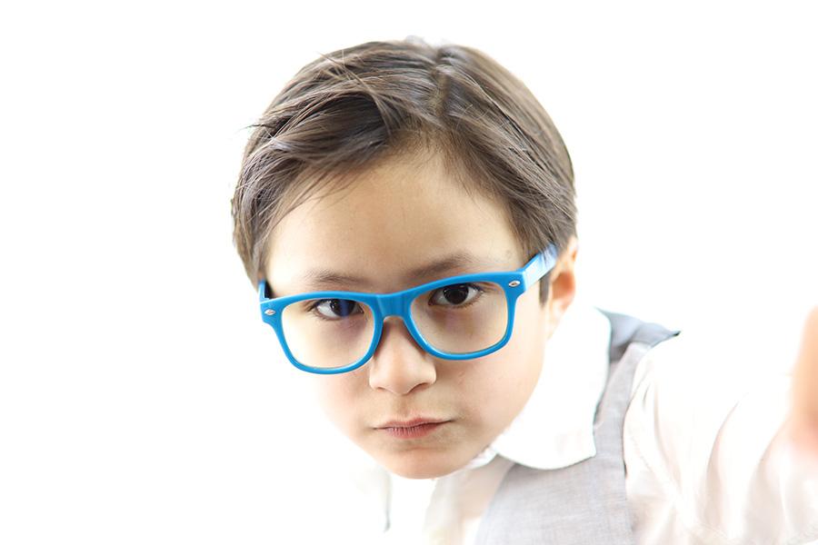lunette anti lumiere bleue enfant pop my blue protect pour ecran