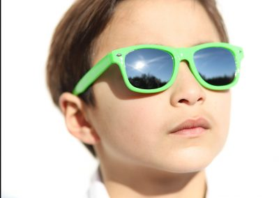 My Blue Pop lunettes de soleil enfants