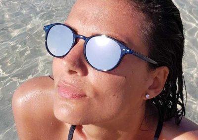 VINTAGE lunettes de soleil