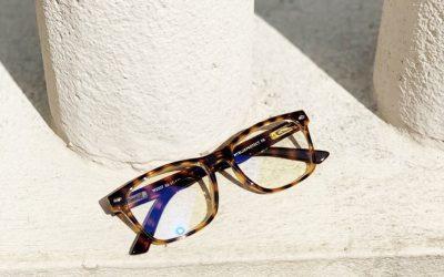 Les lunettes au fil du temps
