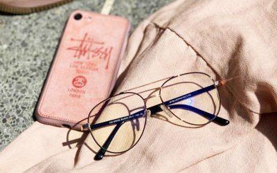 Les lunettes, un accessoire de mode.